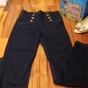 Forever 21 NWOT Never worn high waist jeans